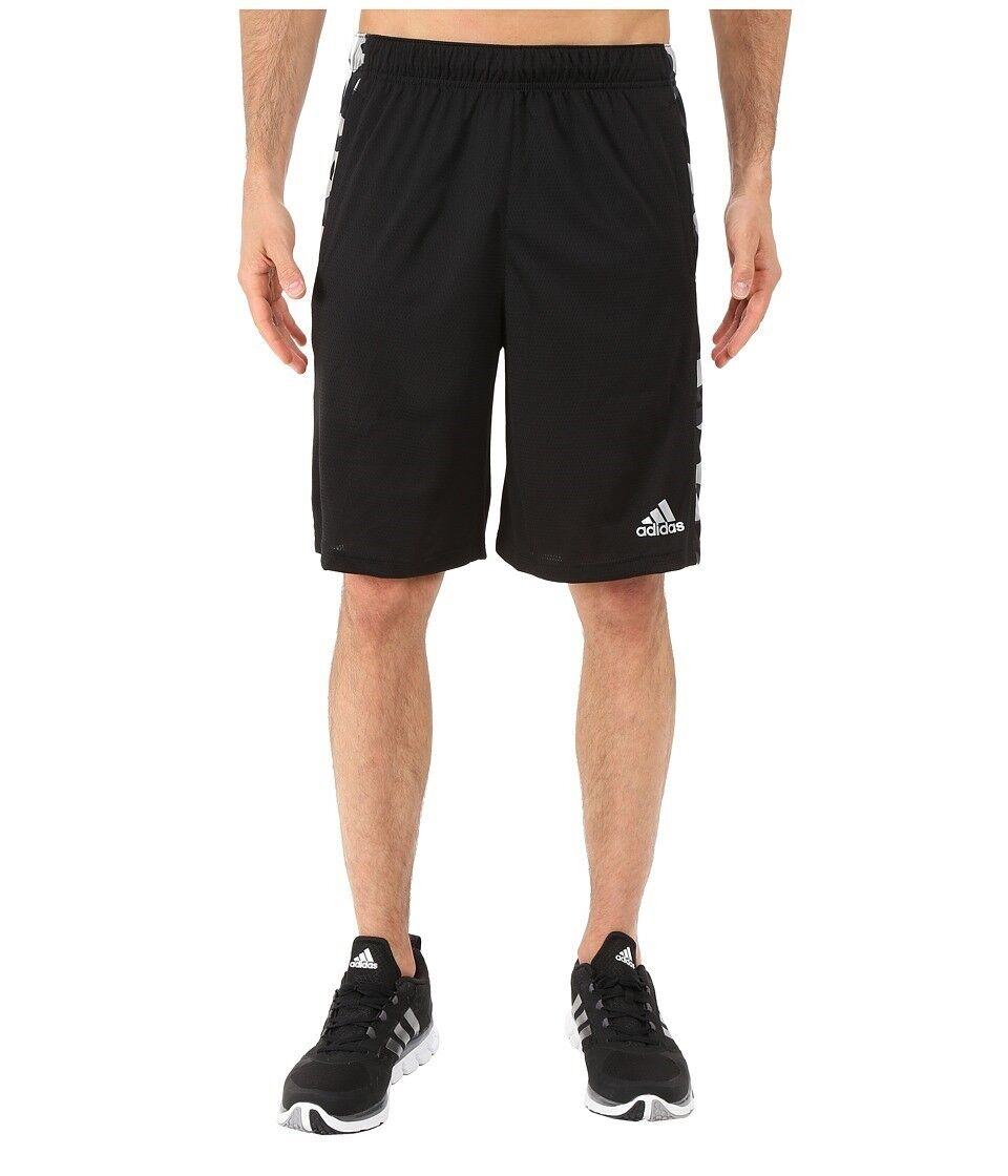 adidas Essential Shorts Medium Black Men/' Size