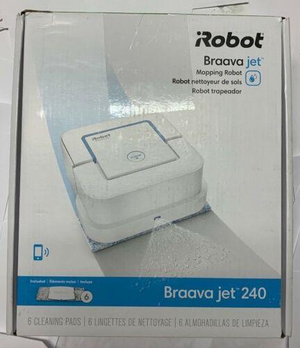 iRobot Braava Jet 240 - White