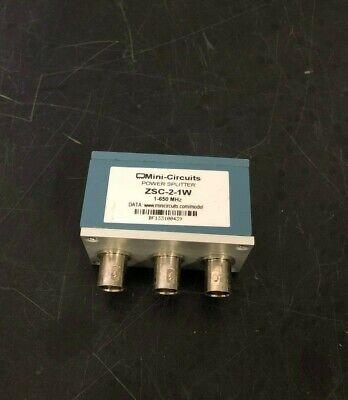 Mini-circuits Zsc-2-1w
