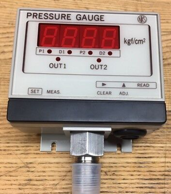 Digital Pressure Gauge | Owner's Guide to Business and