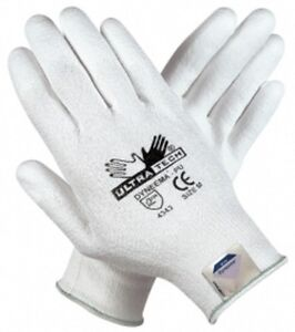 ULTRA-TECH Coated Gloves # 9677XS size XS 12 Pairs
