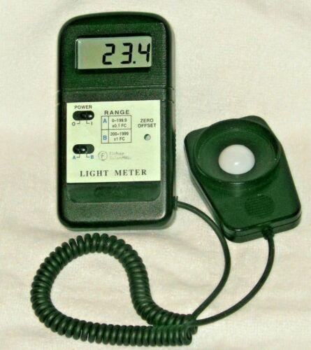 fisher scientific S190198 Pocket Digital Light Meter
