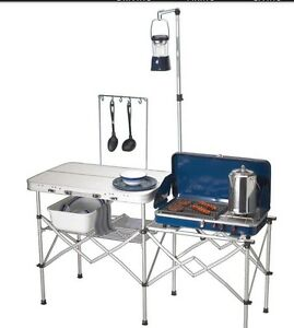 Broadstone Camping Kitchen Stand