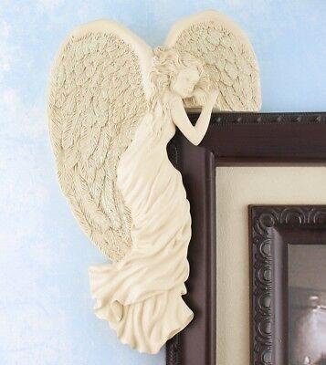 Corner Angel Over Door Frame Decoration Guardian Topper Above Top Left #as8010 - Above Door Decor