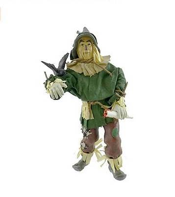 RETIRED KURT ADLER FABRICHE *SCARECROW* FROM THE WIZARD OF OZ, NEW](The Scarecrow From The Wizard Of Oz)