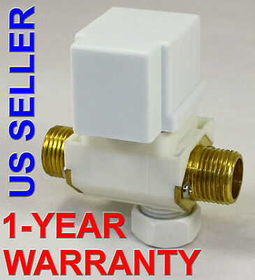 12 Inch 24v Dc Vdc Solenoid Valve With Check Valve Filter One-year Warranty