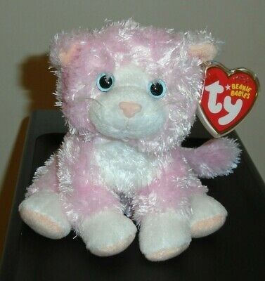 Ty Beanie Baby - CURTSY the Cat - MINT with MINT TAGS