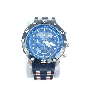 Invicta Pro Diver Men's Chronograph Stainless Steel Watch # 28753