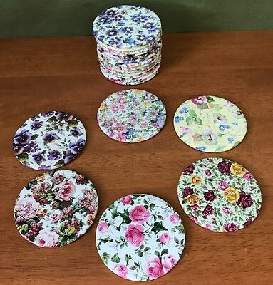 Coaster for Teacup, Mug, Cup or Use for Display Chintz China BRAND NEW