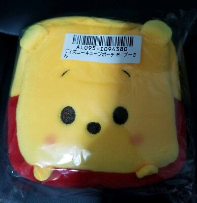Winnie the Pooh - Square Pouch Imported from Japan - Toreba