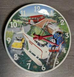 Wedgewood Thomas The Tank Engine Train 8 Wall Clock Plate