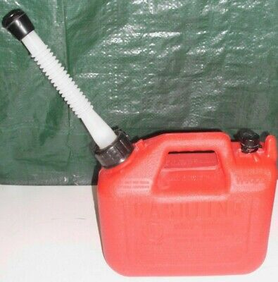 Vintage Wedco Gas Can 1.25 Gal Gallon Pre Ban Vented Plastic