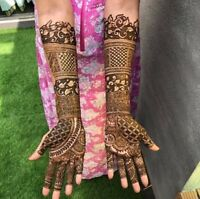 Henna Artist / Mehndi Available