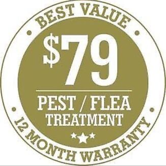 Pest control $79!