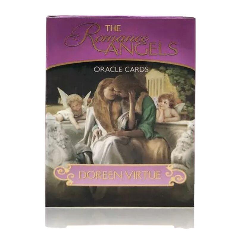 Romance Angels Oracle Cards Deck Doreen Virtue Angel Tarot Angel Oracle