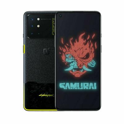 OnePlus 8T Cyberpunk 2077 Limited Edition 256GB 12GB GLOBAL ROM FACTORY UNLOCKED