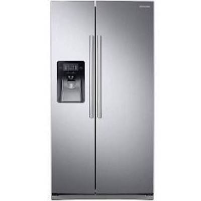 NEW Samsung 24.5' Side by Side Refrigerator Stainless RS25J500DSR Shire Pickup