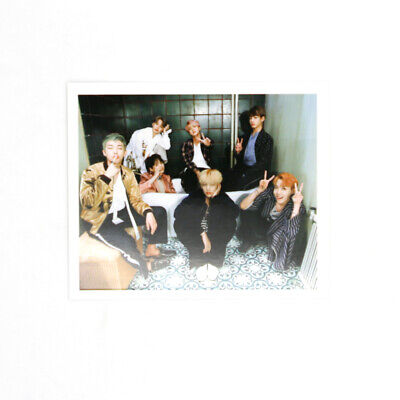 [BTS] WINGS / Official Photocard - Group