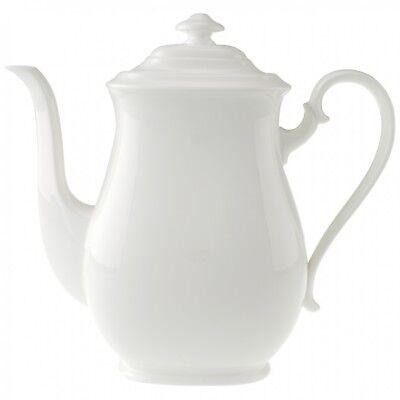 Villeroy & Boch 1L Kaffeekanne Royal Teekanne Porzellan Mikrowelle Spülmaschine