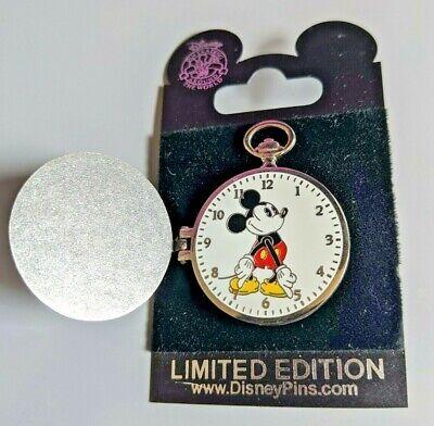 Walt Disney Day 2008 - Walt Disney and Mickey Pocket Watch Pin 66388