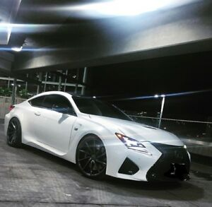 2015 Lexus RC-F Lease Takeover