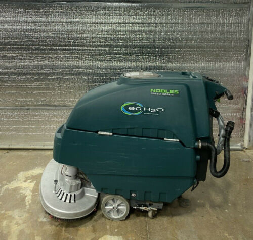 "USED - Tennant Nobles SS5 32"" Auto Scrubber - FREE SHIPPING"