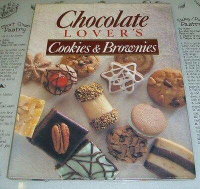 Chocolate Lovers Cookies & Brownies