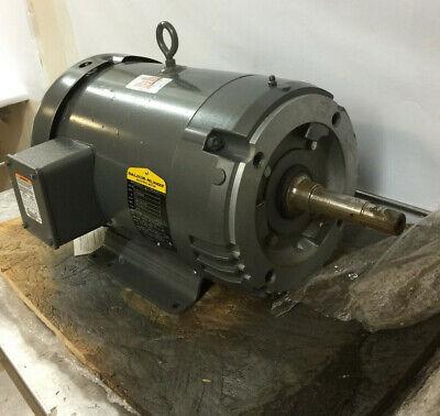 Baldor Motor 37e450x56 Electric 60hz 3-phase 10 Hp 3450 Rpm