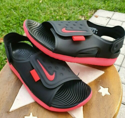 Nike Sunray Adjust 5 Black/Pink Girls