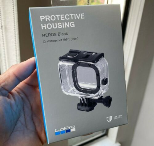 NEW! GoPro Protective Housing for Hero8 - Black (Brand New) • Ships Today! •