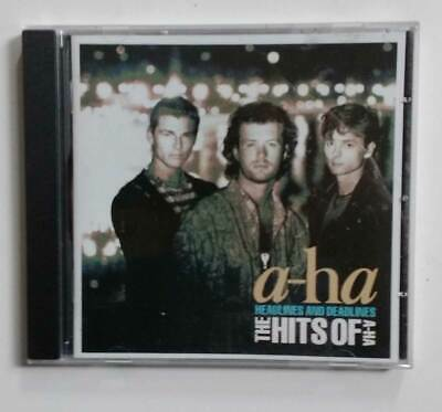 A-HA - Headlines And Deadlines - The Hits Of A-Ha -  Synth pop, 1980's