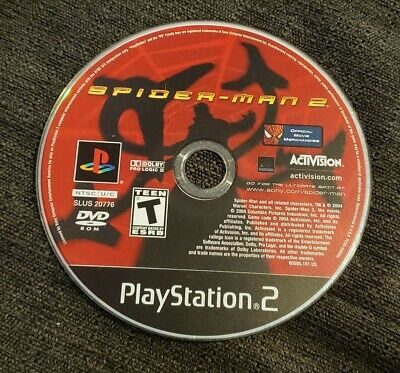 Sony PlayStation 2 PS2 | Spiderman 2 | Game Disc Only