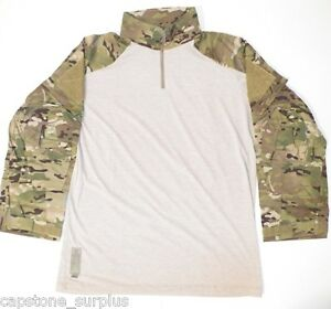 Crye-Precision-MultiCam-2XL-XX-LARGE-REGULAR-Combat-Shirt-AC-Army-Custom-New
