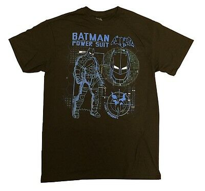 Batman Vs Superman Bvs Power Anzug Lizenziert Erwachsenen - Erwachsene Batman Anzug