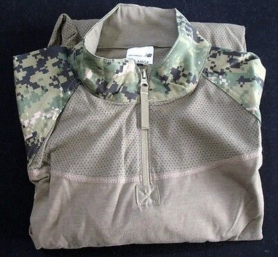 New Balance AOR2 Combat Shirt Size XL Navy Seal New and unused
