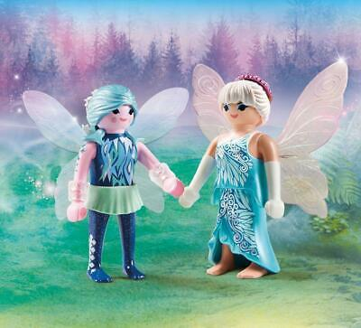 Winter Fairies (Playmobil WINTER FAIRIES *NEW* 9447 Shimmery)