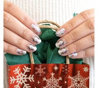 color street nail polish strips christmas What Fun It Is ()