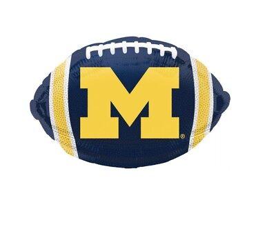 University Of Michigan Football 18