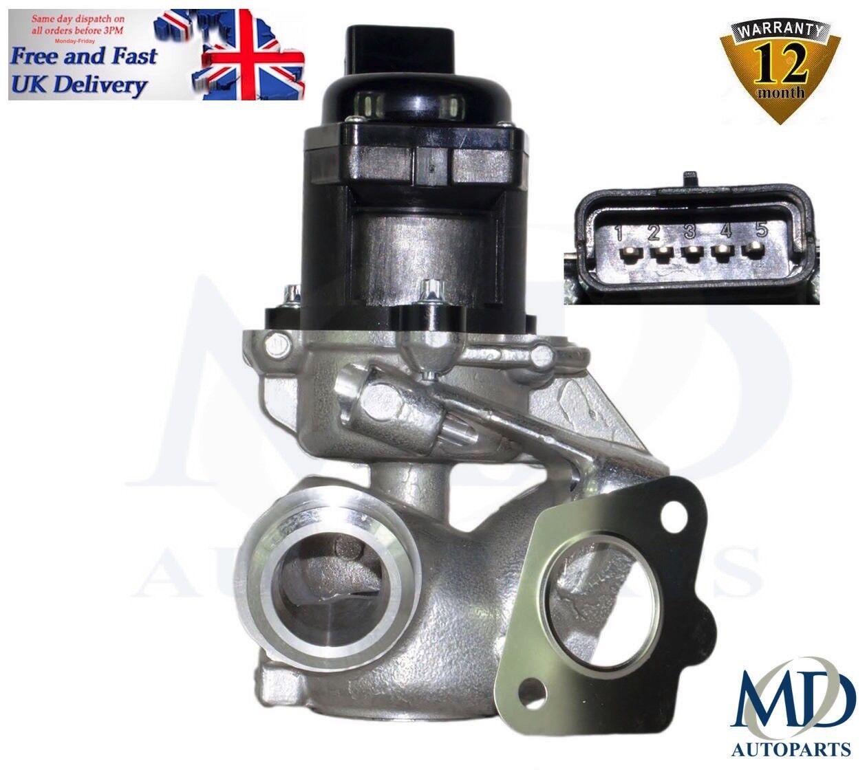 Peugeot 1007 206 207 308 307 407 1.6 Hdi Diesel 2005-12 Brandneue Agr-Ventil