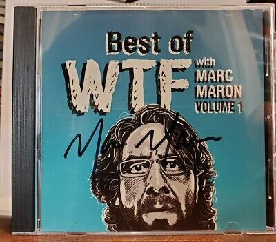 **SIGNED** Marc Maron - Best Of WTF Vol. 1