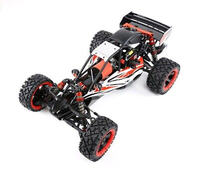 XTC RC RACING MONSTER BUGGY 1:5 RTR 29ccm 3,5PS 80Km/h 2,4 GHZ BENZIN VERBRENNER