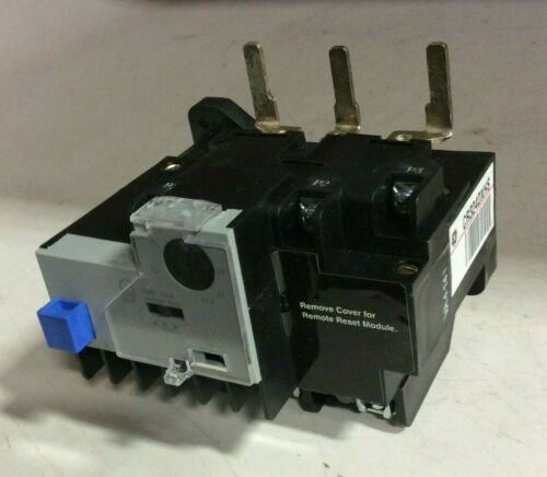 General Electric CR324DXHS Overload Relay Nema Sz 2 13-27 AMPS