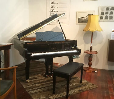 Yamaha Disklavier Grand - Plays itself! Recording & silent functions.