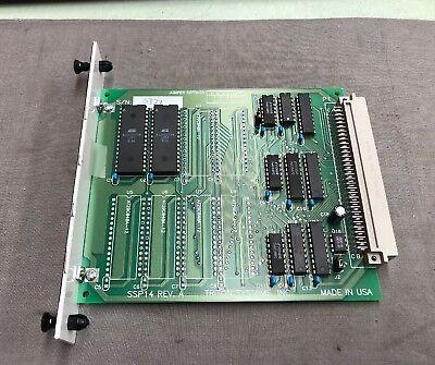 Triton Systems 9600-2004 Ssp14 Rev A 1 Megabyte Memory Expansion Module