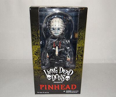 Living Dead Dolls HELLRAISER PINHEAD Mezco In Stock