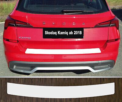 Lackschutzfolie Ladekantenschutz transparent Skoda Kamiq ab 2019