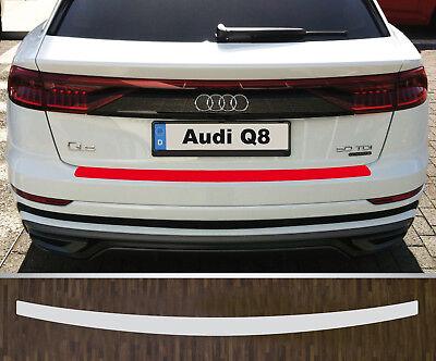 Lackschutzfolie Ladekantenschutz transparent Audi Q8, ab 2018