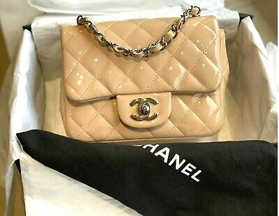 CHANEL Chanel, Mini Square Women's Bag Limited Edition  Authentic
