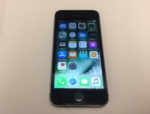 iPhone 5s 64GB, space grey, TELUS/Koodo/Public Mobile