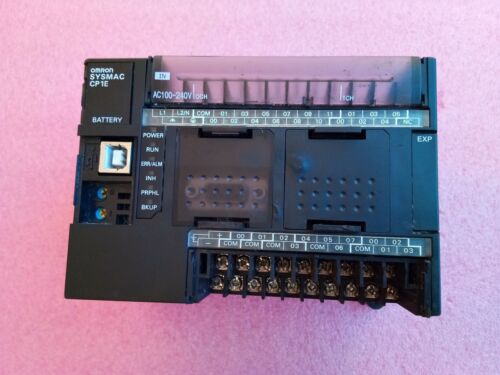 1pc Used Omron Cp1e-n30dr-a